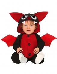 Disfraz pequeño murciélago bebé