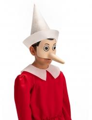 Máscara látex de Pinocho™ adulto