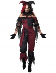 Disfraz joker psicópata mujer