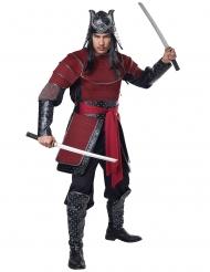 Disfraz guerrero samurai hombre