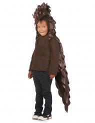 Disfraz armadillo niño