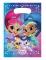 8 Bolsas de fiesta plástico Shimmer & Shine™ 13 x 18 cm