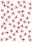 150 Confetis de mesa Bandera Inglaterra-1