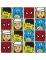 20 Servilletas de papel Avengers™ 33 x 33 cm
