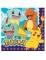 16 Servilletas de papel Pokemon™ 33 x 33 cm