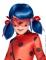 Peluca Ladybug™ niña Miraculous™