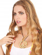 Collier hippie or adulte-1
