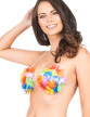 Soutien-gorge Hawaï coquillage adulte
