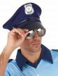 Casquette de policier adulte-1