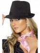 Chapeau gangster adulte