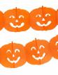 Guirlande citrouille Halloween 4 m-1