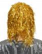 Perruque métallique dorée adulte-1