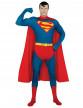 Déguisement seconde peau Superman™ adulte
