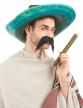 Sombrero mexicain vert adulte-1