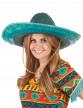 Sombrero mexicain vert adulte-2