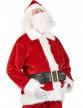 Ventre gonflable de bossu femme enceinte Père Noël adulte-2