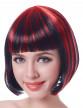 Perruque démoniaque femme Halloween - 90g