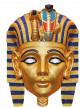 Masque carton pharaon