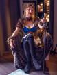 Déguisement rétro futuriste steampunk femme-1