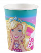 8 Gobelets en carton Barbie Dreamtopia™ 250 ml