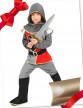 Coffret cadeau déguisement chevalier avec accessoires enfant