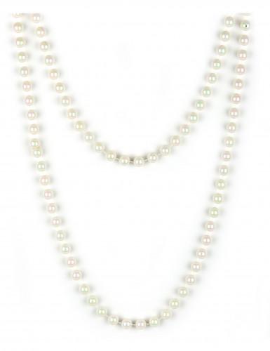 Collar de perlas nacaradas para mujer