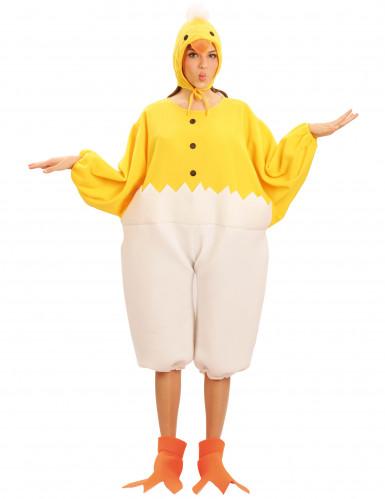Disfraz de Polluelo para Adulto