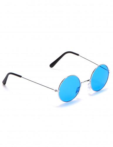 Gafas redondas de hippie para adulto-1
