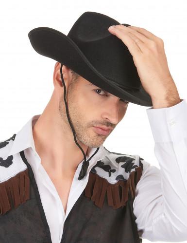 Sombrero de vaquero para adulto-2