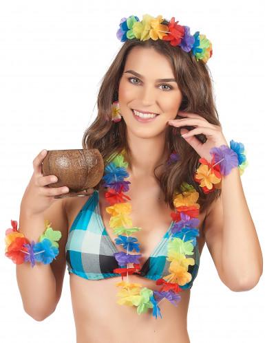 Conjunto de las islas hawaianas para mujer