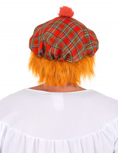 Boina escocesa para adulto-2