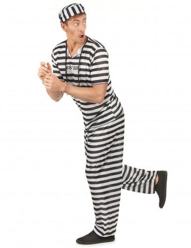 Disfraz de preso para hombre-1