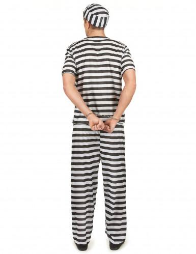 Disfraz de preso para hombre-2