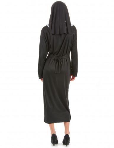 Disfraz de monja para mujer-1