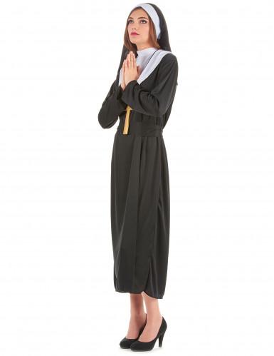 Disfraz de monja para mujer-2