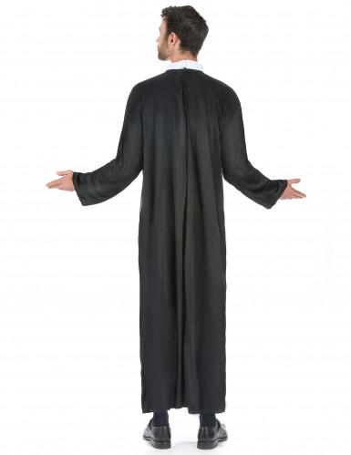 Disfraz de cura para hombre-2