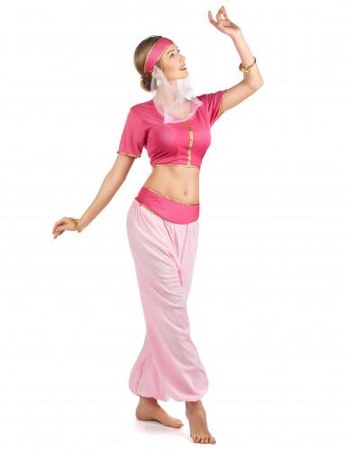 Disfraz de princesa oriental para mujer-1