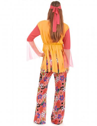 Disfraz de hippie para mujer-2