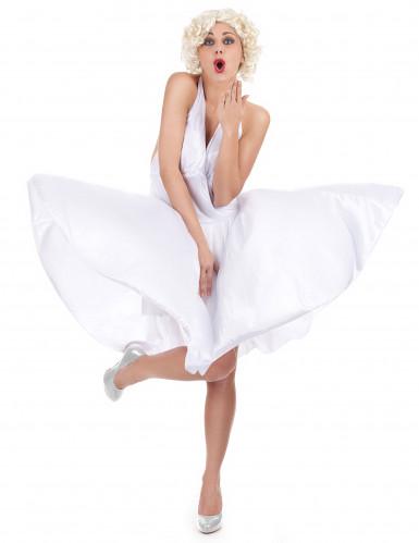 Disfraz de actriz rubia para mujer