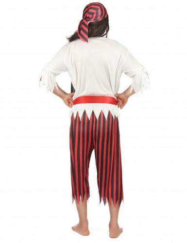 Disfraz de pirata para hombre clásico-2