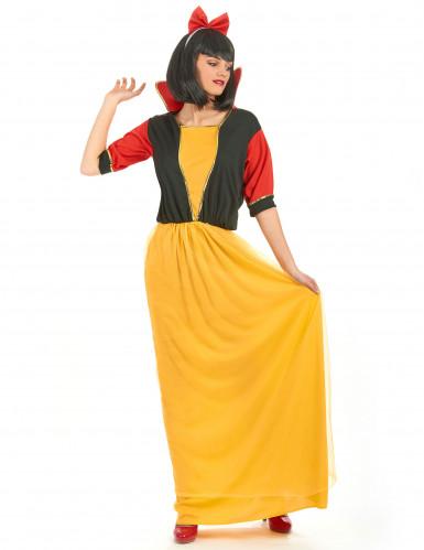 Disfraz de princesa de cuentos para mujer-1