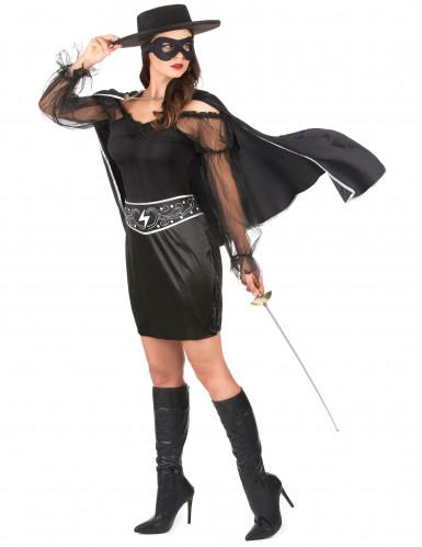Disfraz de justiciera para mujer-1