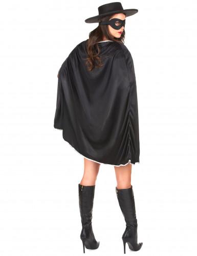 Disfraz de justiciera para mujer-2