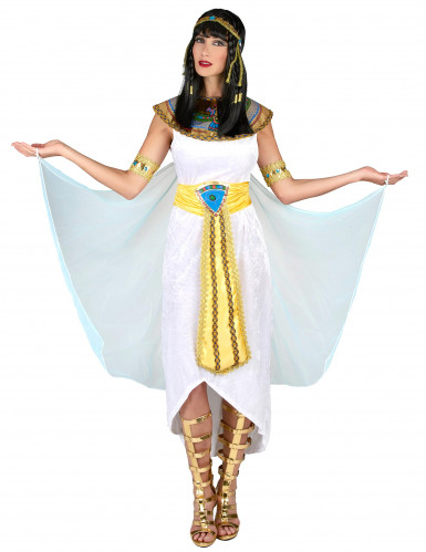 Disfraz reina egipcia para mujer