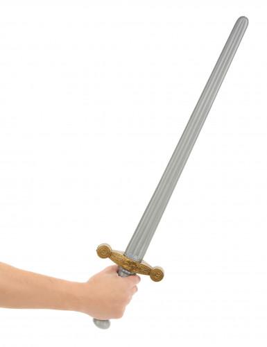 Espada de caballero medieval-1