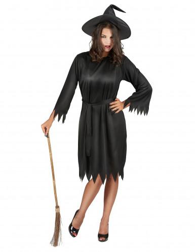 Disfraz de bruja para mujer Halloween
