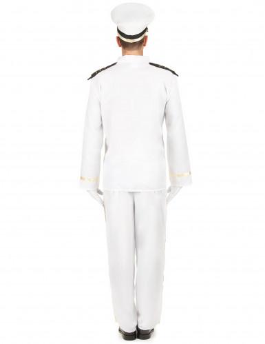 Disfraz de capitán de la marina para hombre-2
