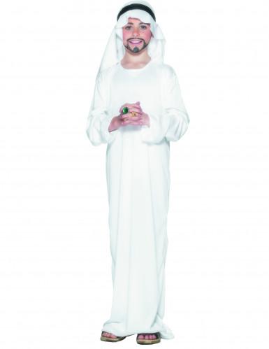 Disfraz de príncipe árabe para niño