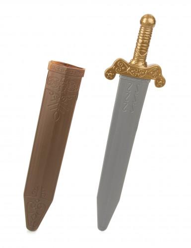 Espada de gladiador romano