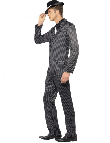 Disfraz de gánster Clyde para hombre-1